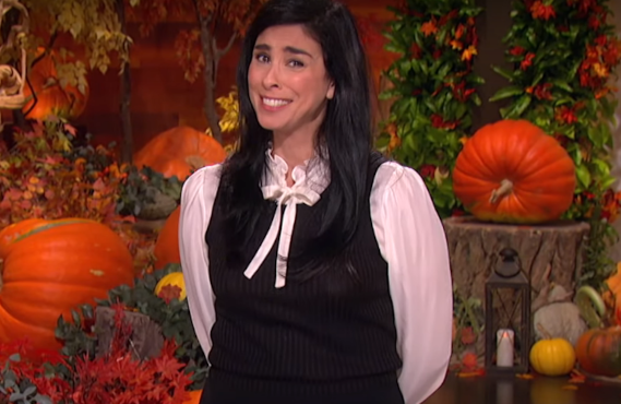 Sarah Silverman on Ellen