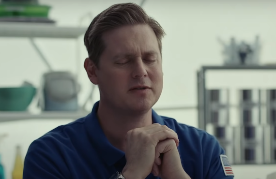 Tim Heidecker in Moonbase 8 (Showtime)