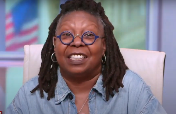 Whoopi Goldberg on The View (ABC)