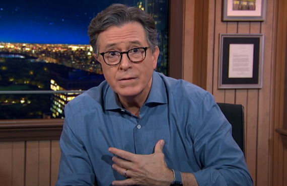The Late Show with Stephen Colbert (CBS)