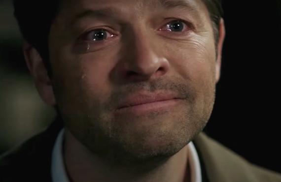 Misha Collins on Supernatural (The CW)