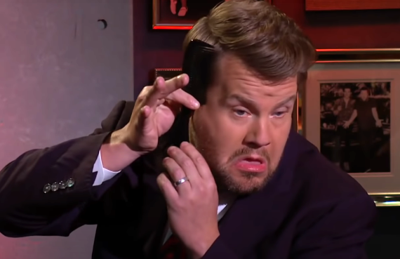 The Late Late Show with James Corden (CBS)