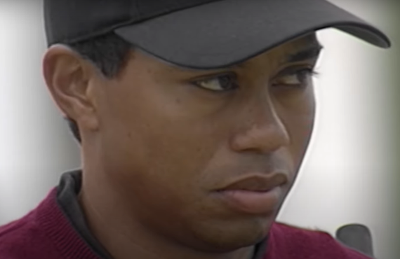 Tiger Woods in Tiger (HBO)