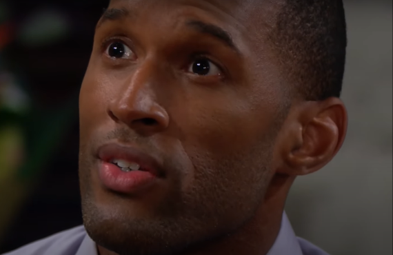 Lawrence Saint-Victor on The Bold and the Beautiful (CBS)