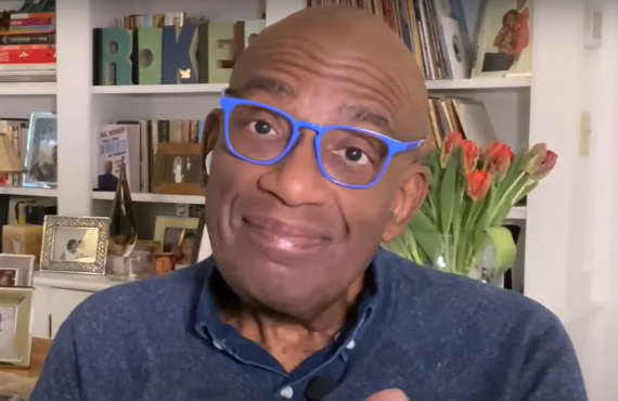 Al Roker on The Today Show (NBC)