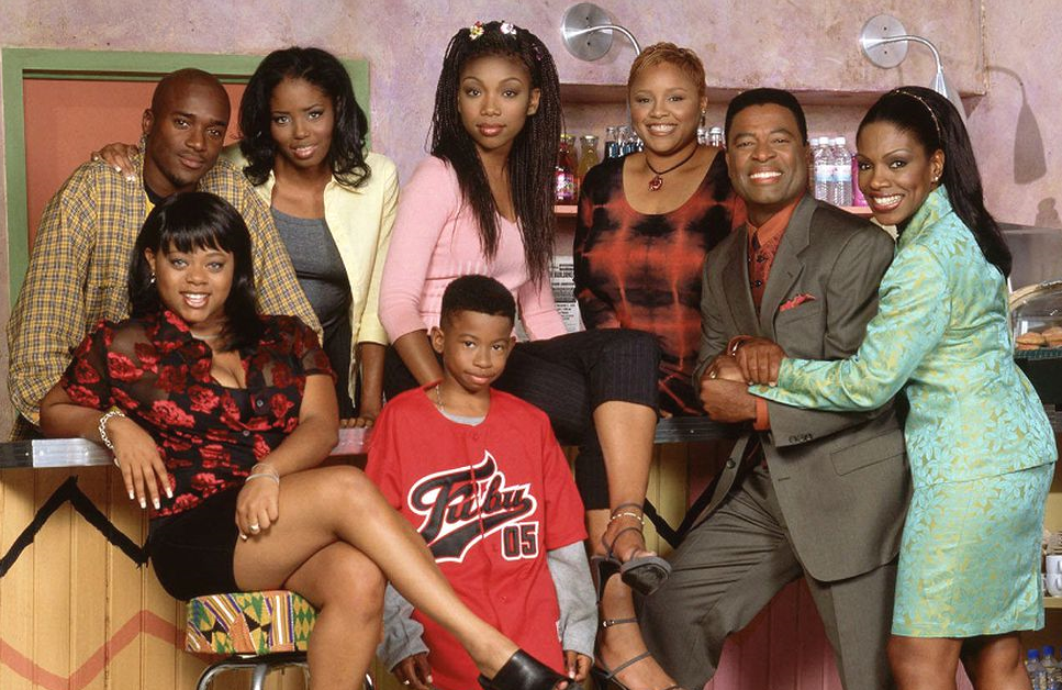 Moesha joined the Netflix lineup earlier this year.