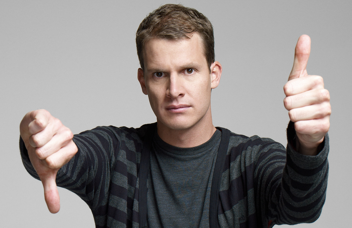 The series finale of Tosh.0 airs tonight on Comedy Central.