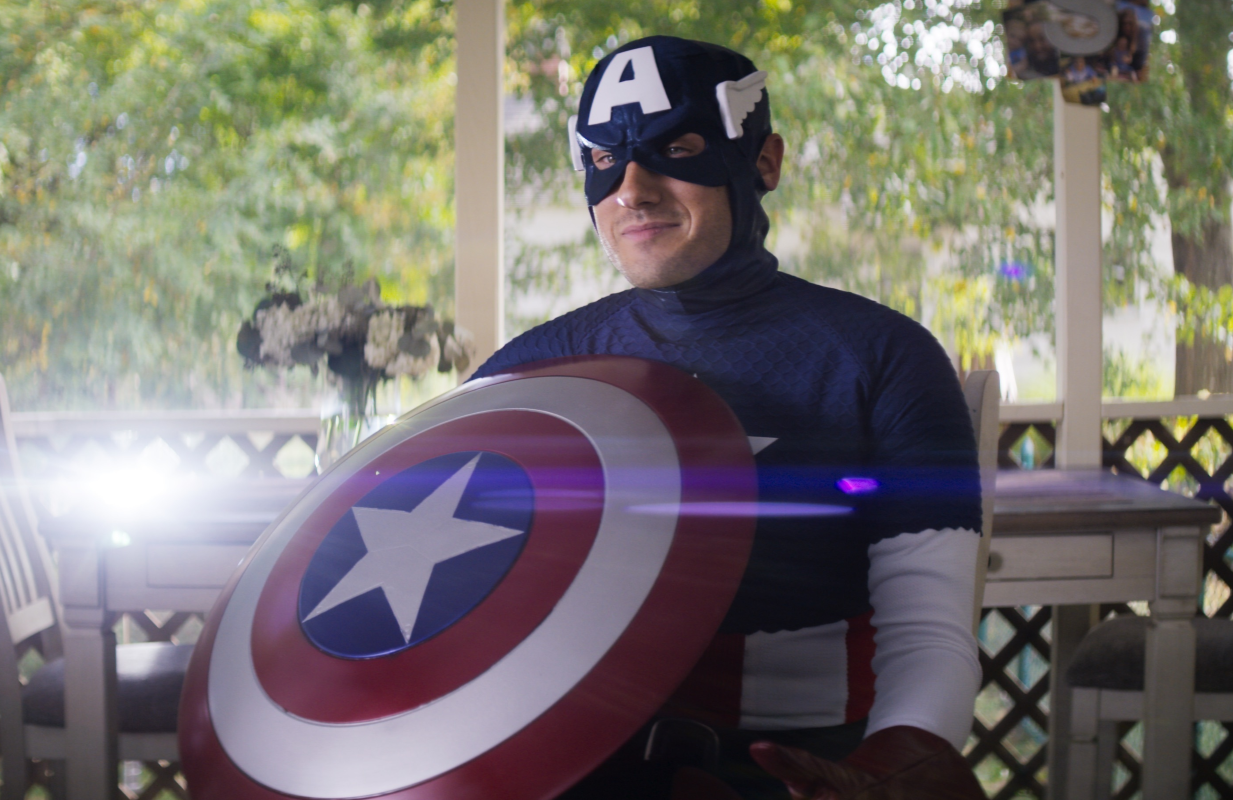 An image from Marvel's 616, the new eight-episode docuseries launching on Disney+ this week. (Disney+)