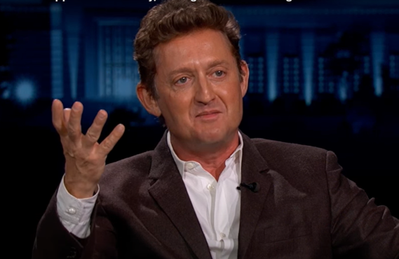 Alex Winter on Jimmy Kimmel Live! (ABC)