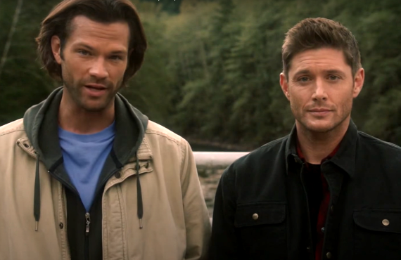 Jared Padalecki, Jensen Ackles in Supernatural (The CW)