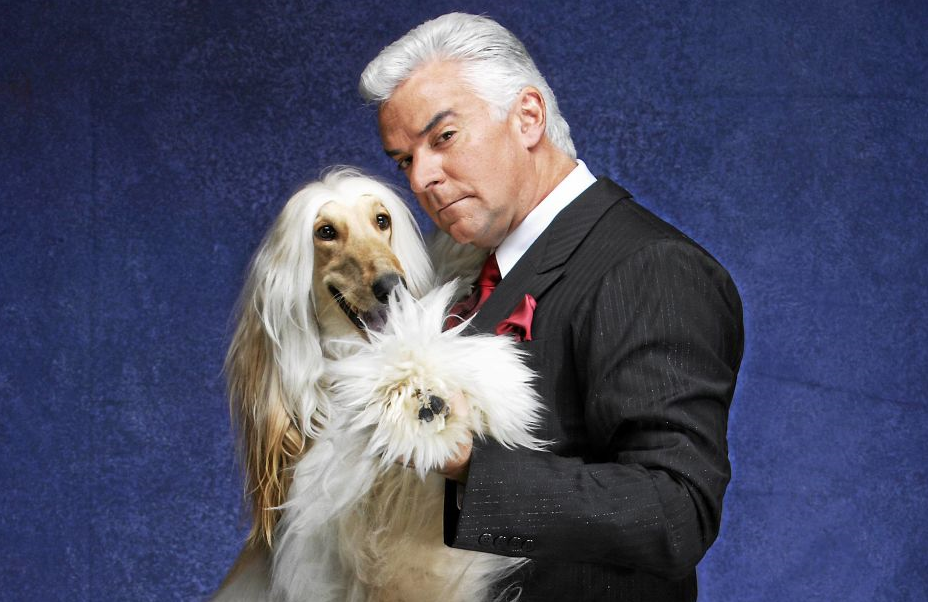 John O'Hurley hosts the 19th annual National Dog Show on NBC