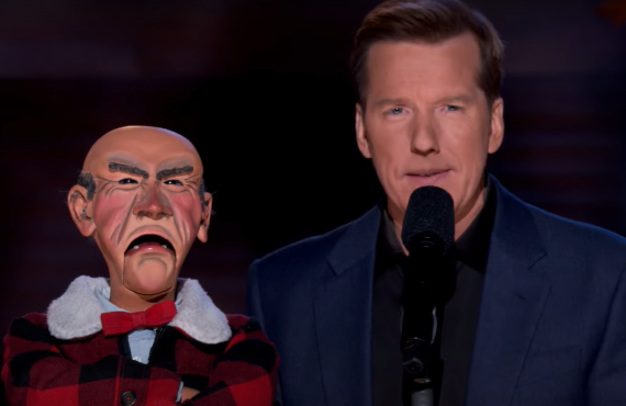 Jeff Dunham's Completely Unrehearsed Last-Minute Pandemic Holiday Special (Comedy Central)