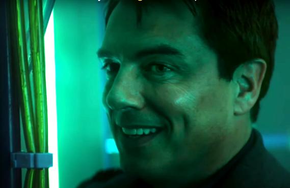 John Barrowman in Doctor Who: Revolution of the Daleks (BBC America)