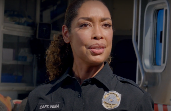 Gina Torres in 9-1-1: Lone Star (FOX)