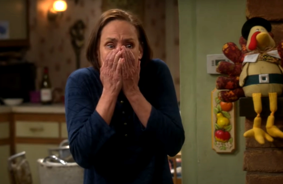 Laurie Metcalf in The Conners (ABC)