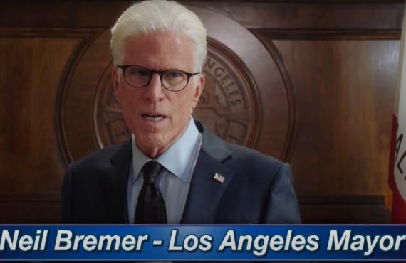 Ted Danson in Mr. Mayor (NBC)