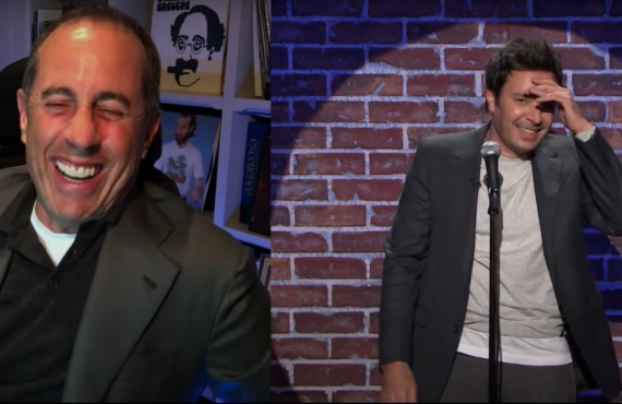 Jerry Seinfeld on The Tonight Show Starring Jimmy Fallon (NBC)