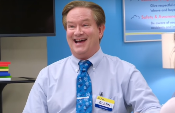 Mark McKinney on Superstore (NBC)