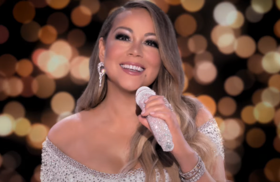 Mariah Carey's Magical Christmas Special (Apple TV+)
