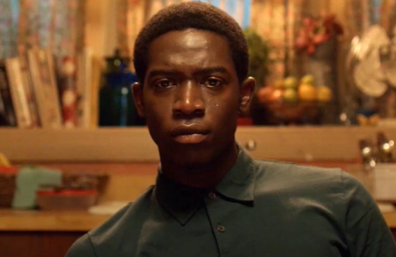 Damson Idris in Snowfall (FX)