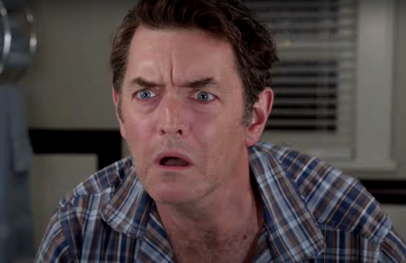 Timothy Omundson as Lassiter in Psych (Peacock)