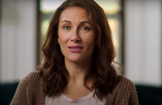 Laura Benanti in Homeschool Musical: Class of 2020 (HBO Max)