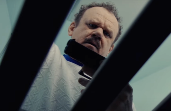 John C. Reilly in Moonbase 8 (Showtime)