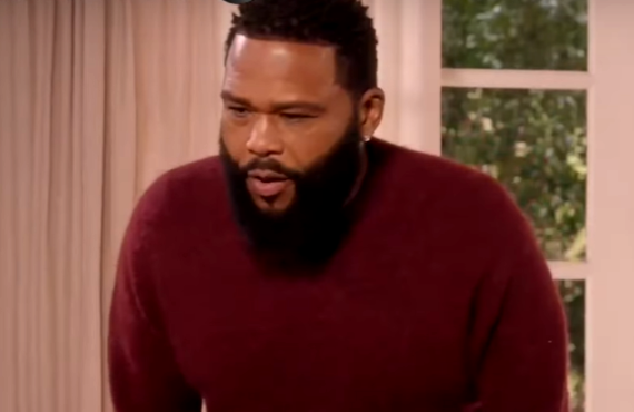 Anthony Anderson in Black-ish (ABC)