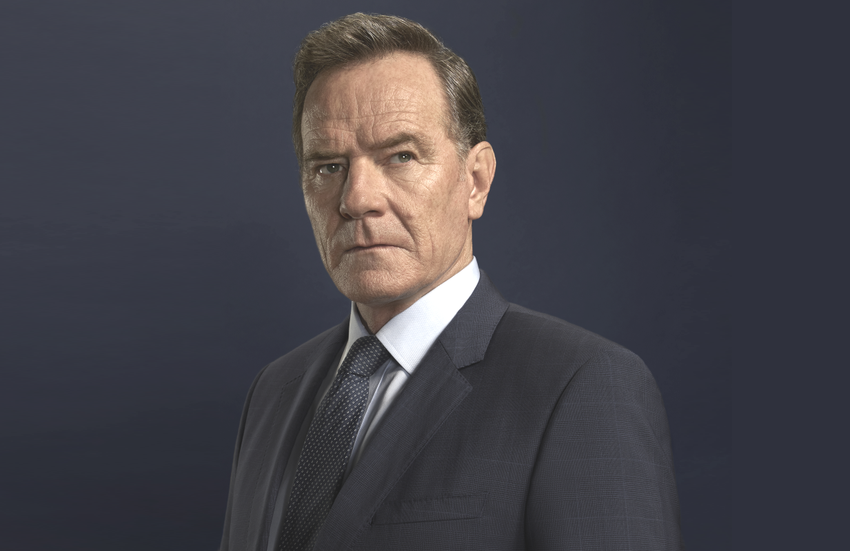 Bryan Cranston stars as Michael Desiato in Showtime's Your Honor. (Frank Ockenfels/Showtime)