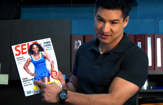 Mario Lopez in Saved By The Bell (Peacock)