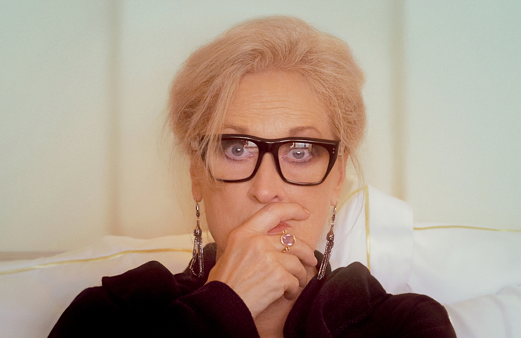 Meryl Streep in Let Them All Talk (HBO Max)