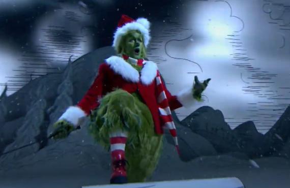 Dr. Seuss' The Grinch Musical (NBC)