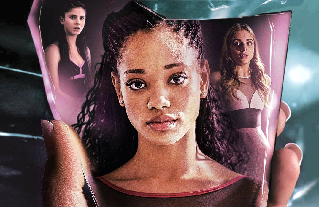 Daniela Norman, Kylie Jefferson and Casimere Jollette in Tiny Pretty Things (Netflix)