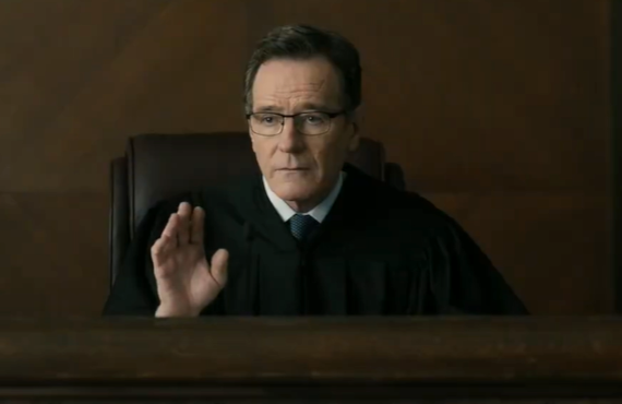 Bryan Cranston in Your Honor (Showtime)