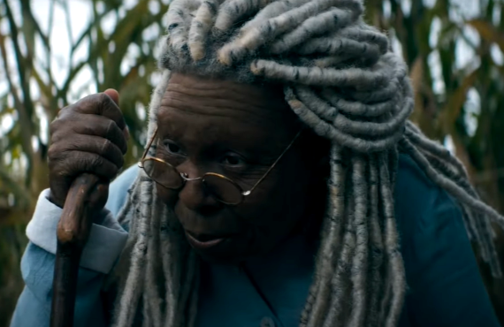 Whoopi Goldberg as Mother Abigail in The Stand (CBS All Access)