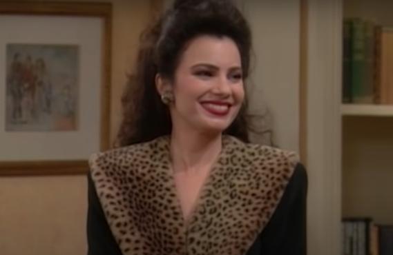 Fran Drescher in The Nanny (CBS)