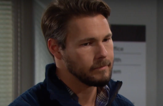 Scott Clifton on The Bold and the Beautiful (CBS)