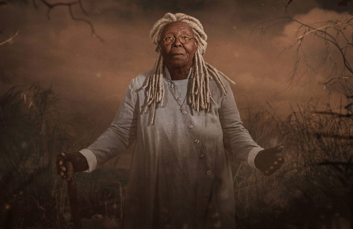 Whoopi Goldberg stars as Mother Abagail in The Stand. (CBS All Access)