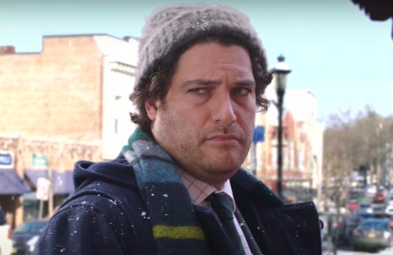 Adam Pally in A Creepshow Holiday Special (Shudder)