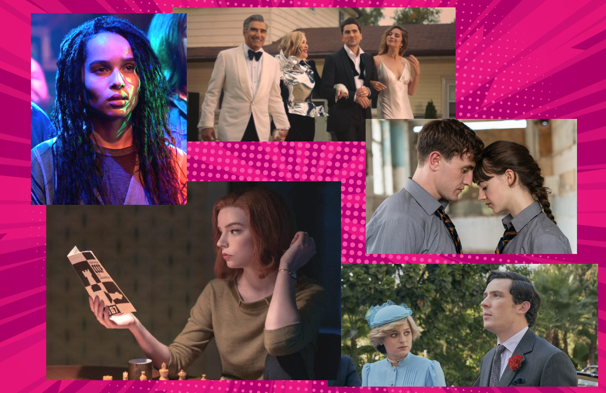 Photos: Hulu, CBC/Pop, Netflix