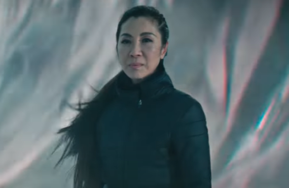 Michelle Yeoh on <i>Star Trek: Discovery</i> (CBS All Access)