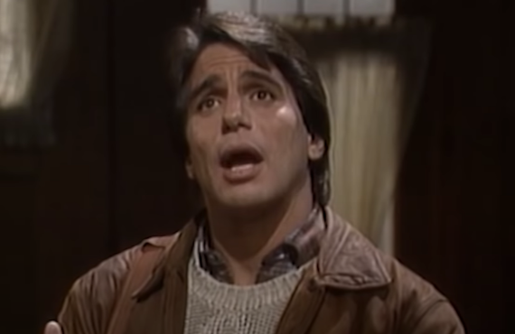 Tony Danza on Who's The Boss?