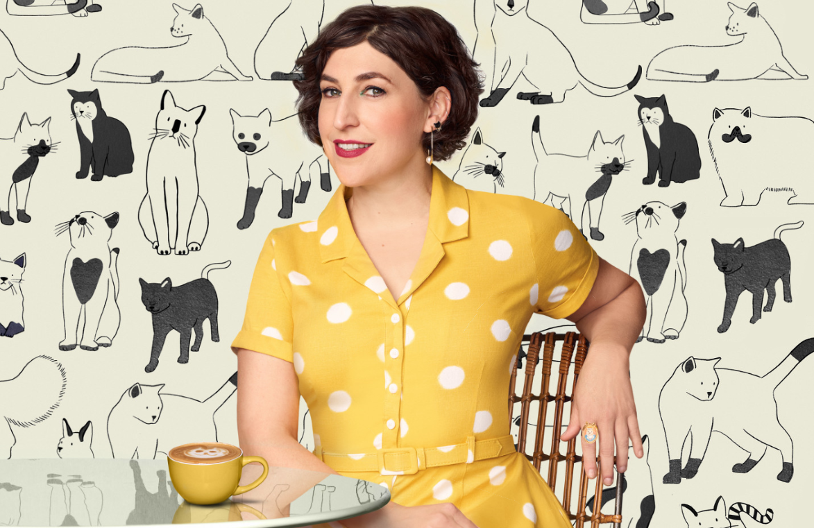 Mayim Bialik stars in Call Me Kat, premiering Sunday on Fox. (Photo: Pamela Littky/FOX)