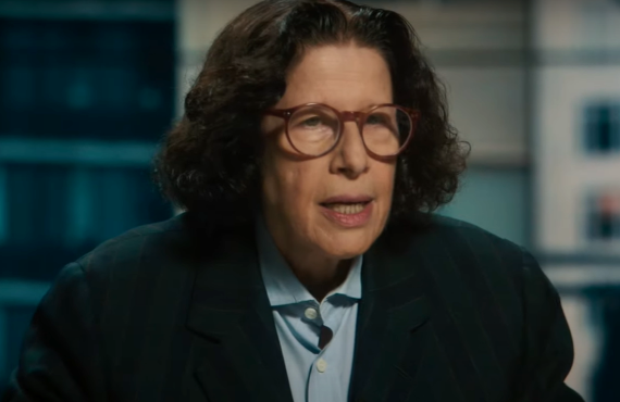 Fran Lebowitz in Pretend It's a City (Netflix)