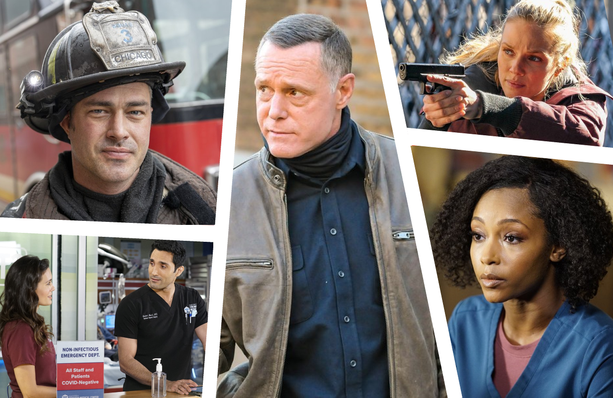 One Chicago kicks off an extended stretch of new episodes tonight. (Photos: NBC)