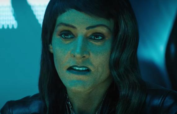 Janet Kidder as Osyraa in Star Trek: Discovery (CBS All Access)