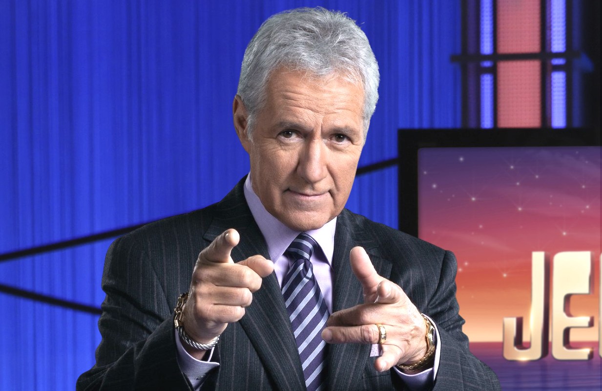 Alex Trebek's final Jeopardy! episode airs tonight. (Sony Pictures Entertainment)