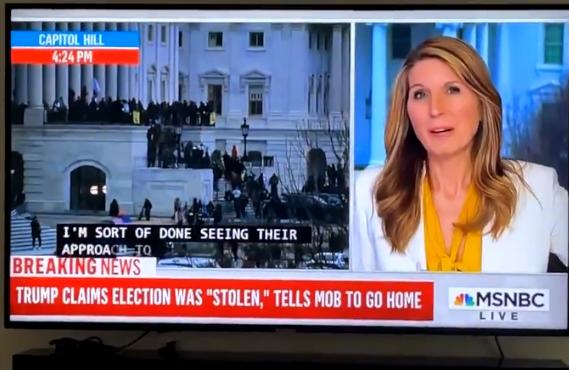 Nicole Wallace on MSNBC via Leslie Jones (@LesDoggg)