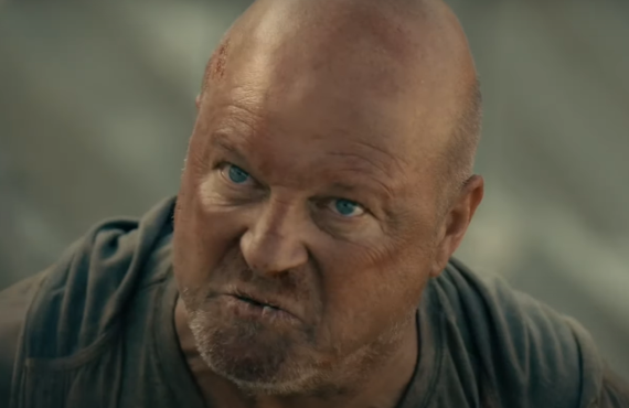 Michael Chiklis in Coyote (CBS All Access)