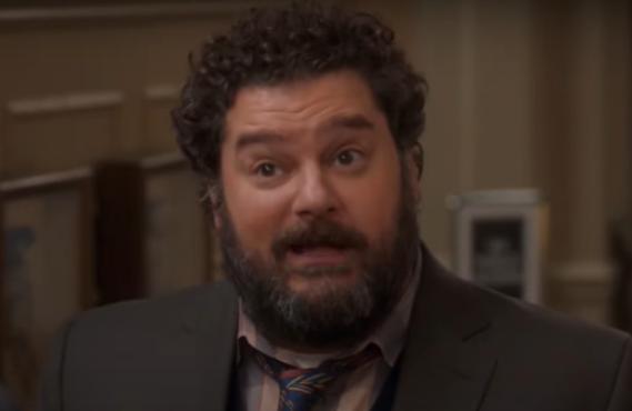 Bobby Moynihan in Mr. Mayor (NBC)